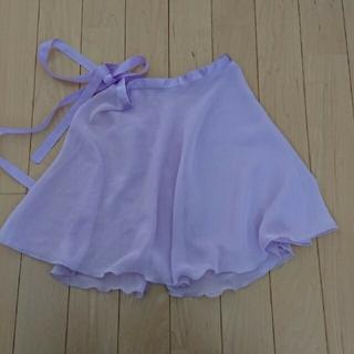 チャコット(CHACOTT)のキッズ巻きスカート(ダンス/バレエ)