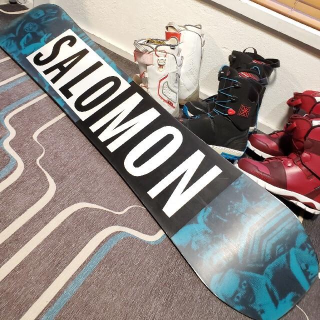 サロモン スノーボード