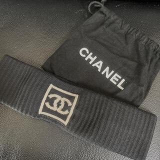 CHANEL - CHANEL ヘアバンド