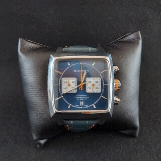 TAG Heuer - タグホイヤーモナコのオマージュ腕時計