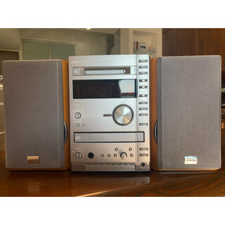 ONKYO - ONKYO FR-155 CD MDチューナーアンプ オンキョー