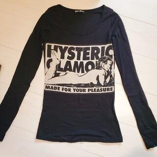 ヒステリックグラマー(HYSTERIC GLAMOUR)のヒステリックグラマーロンT超美品(Tシャツ(長袖/七分))
