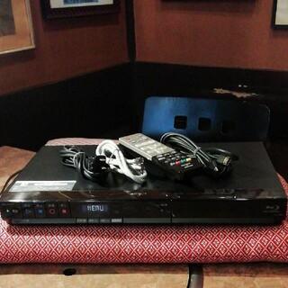 SHARP - ◎SHARP BD-HW51 ブルーレイ 2番組W録画 500GB  リモコン等