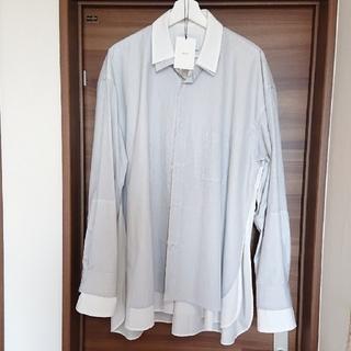 COMOLI - 新品 stein 21ss Oversized 4layered Shirt S