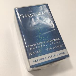 サムライ(SAMOURAI)の【新品未使用】SAMOURAI 香水 30ml(香水(男性用))