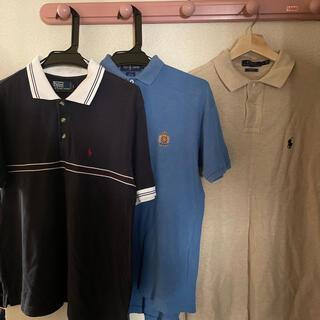 Ralph Lauren - ラルフローレン  ポロシャツ 3枚セット