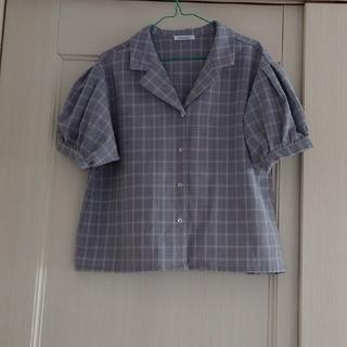 オリーブデオリーブ(OLIVEdesOLIVE)の(OLIVEdesOLIVE)半袖シャツ(シャツ/ブラウス(半袖/袖なし))