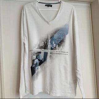セマンティックデザイン(semantic design)のsemantic design ロンT LLサイズ(Tシャツ/カットソー(七分/長袖))