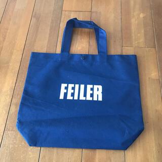 FEILER - フェイラ不織布 トートバック