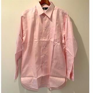 ダンヒル(Dunhill)のダンヒル メンズ シャツ ワイシャツ ピンク 高級 ブランド XL(シャツ)