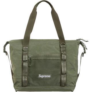 Supreme - 20fw supreme zip tote olive トートバッグ オリーブ