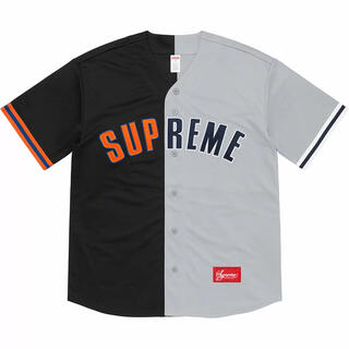 Supreme - M Supreme Don't Hate Baseball Jersey 新品
