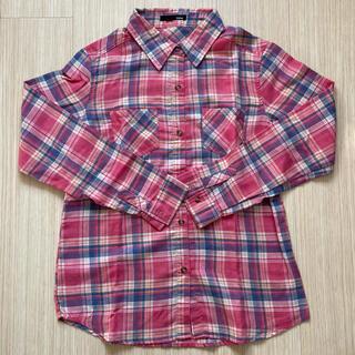 ドゥドゥ(DouDou)のDou Dou ★ チェックシャツ(シャツ/ブラウス(長袖/七分))