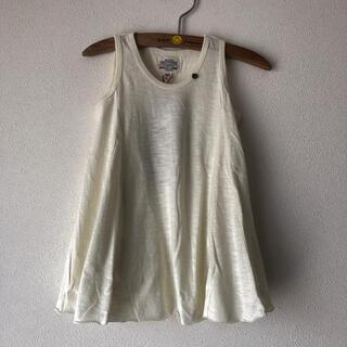 ゴートゥーハリウッド(GO TO HOLLYWOOD)の新品タグ付きゴートゥーハリウッドチュニック100(Tシャツ/カットソー)