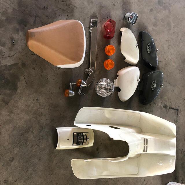 ホンダ(ホンダ)のHONDA スーパーカブ 部品 自動車/バイクのバイク(パーツ)の商品写真
