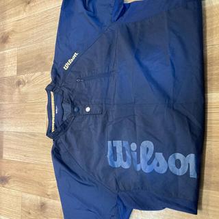 ウィルソン(wilson)のウィルソン  半袖 ウィンドブレーカー L(ウェア)