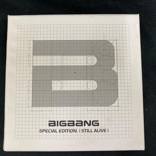 ビッグバン(BIGBANG)のBIG BANG  special edition I still alive (K-POP/アジア)