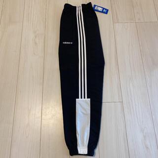 adidas - 新品 未使用品 adidas ジャージ 下 黒白