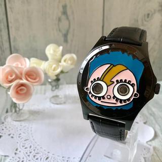 【電池交換済み】MARC BY MARC JACOBS 腕時計 モヒカンボーイ