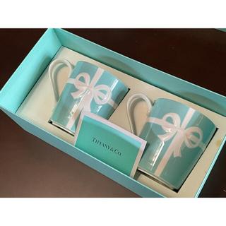 Tiffany & Co. - Tiffany ティファニー ブルーボックスマグ 新品未使用