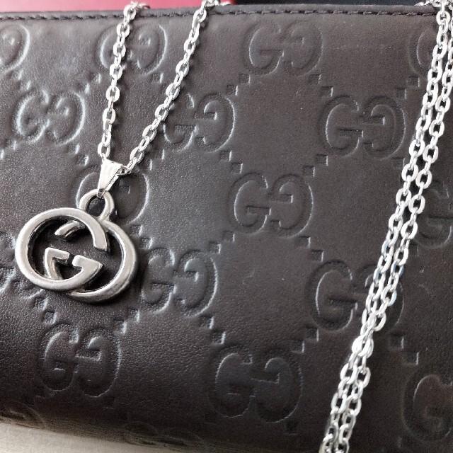 Gucci(グッチ)のGUCCI チャーム ネックレス メンズのアクセサリー(ネックレス)の商品写真