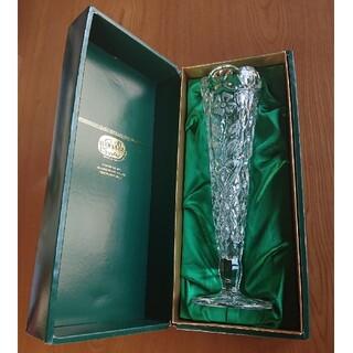 ボヘミア クリスタル(BOHEMIA Cristal)のBOHEMIA CRYSTAL 花瓶(花瓶)