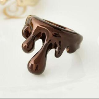 Q-pot. - Q-pot ビターチョコレート メルトリング