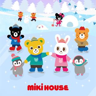 mikihouse - ミキハウス ホットビスケッツ  ジャンパースカート ワンピース
