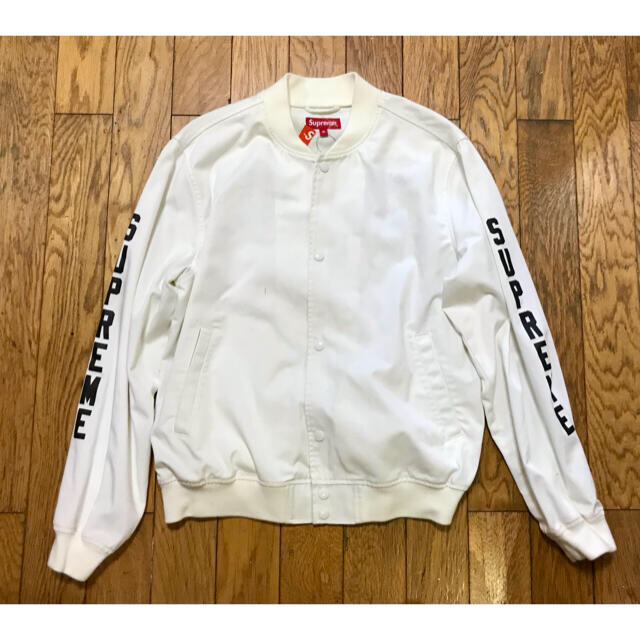 Supreme(シュプリーム)のSUPREME × ANTI HERO Bomber Jacket ジャケット メンズのジャケット/アウター(ブルゾン)の商品写真