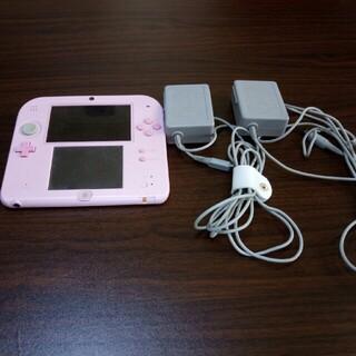ニンテンドー2DS - ニンテンドー2DS  Nintendo 2ds 充電器×2