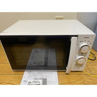 ツインバード(TWINBIRD)の3か月使用 美品 2020年製 電子レンジ TWINBIRD DR-D429(電子レンジ)