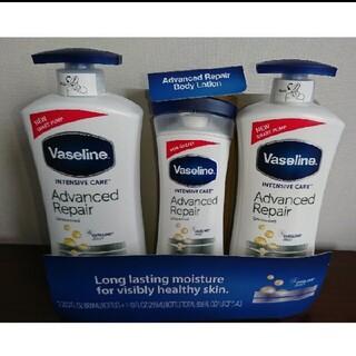 ユニリーバ(Unilever)のVaseline アドバンスド リペアボディーローション(ボディローション/ミルク)