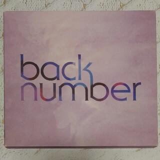 バックナンバー(BACK NUMBER)のシャンデリア(初回限定盤A) back number/バックナンバーCDアルバム(ポップス/ロック(邦楽))