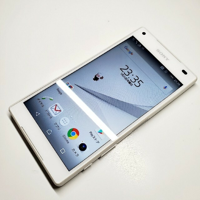 Xperia(エクスペリア)のro523 SIMフリー Xperia  Z5 Compact SO-0 スマホ/家電/カメラのスマートフォン/携帯電話(スマートフォン本体)の商品写真