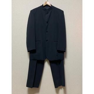 イッセイミヤケ(ISSEY MIYAKE)のstripe mao color jacket setup(セットアップ)