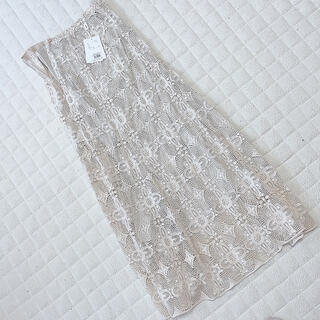 STUDIOUS - 【20SS】CLANE / Lace Mermaid Skirt