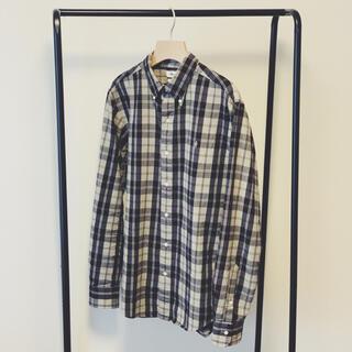 ジムフレックス(GYMPHLEX)のGYMPHLEX フランネルチェックシャツ(シャツ)