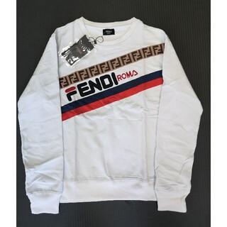 FENDI - フェンディ トレーナー 白 Tシャツ