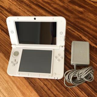 ニンテンドー3DS - Nintendo 3DSLL(充電器、ソフト4本付き)