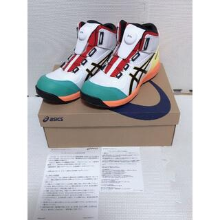 asics - asics ◆ 安全靴 boa ハイカット  FCP304 1271A030