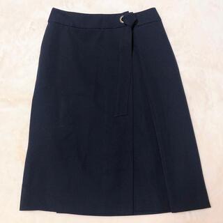 ロイスクレヨン(Lois CRAYON)のLoisCRAYONひざ丈スカート(ひざ丈スカート)