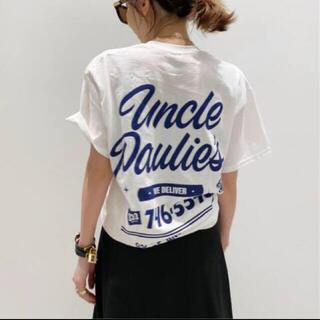 L'Appartement DEUXIEME CLASSE - アパルトモン★アンクルポーリーズ pocket Tシャツ