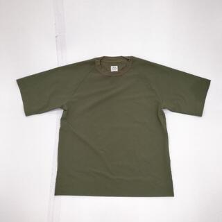 コーエン(coen)のCoen ストレッチクルーネックTシャツサマーセットアップ 3点セット(Tシャツ/カットソー(半袖/袖なし))