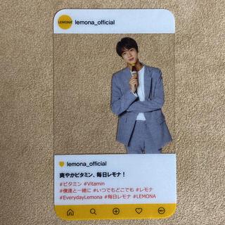 ボウダンショウネンダン(防弾少年団(BTS))のBTS レモナ カード ジン JIN(K-POP/アジア)