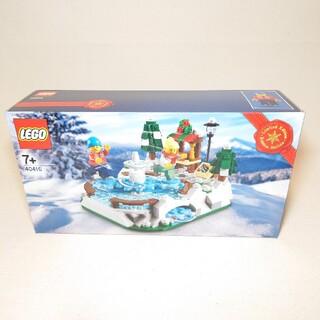 レゴ(Lego)のレゴ 40416 アイススケートリンク(積み木/ブロック)