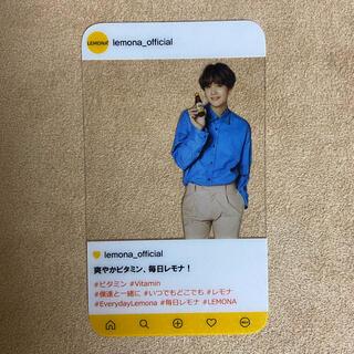 ボウダンショウネンダン(防弾少年団(BTS))のBTS レモナ カード SUGA  ユンギ(K-POP/アジア)
