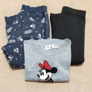 Disney - パンツ セット