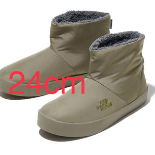 THE NORTH FACE - 【24cm】ノマド ブーティ  ショート nomad bootie