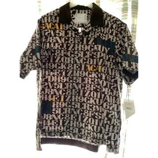 sacai - Sacai 20AW Alexander Girard print shirt
