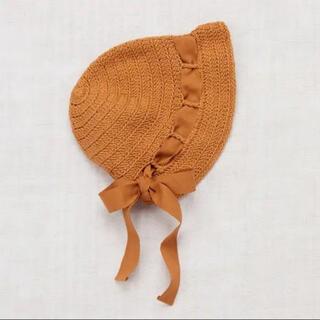 Caramel baby&child  - misha and puff sun bonnet caramel 0〜12m